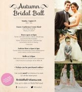 Autumn Bridal Ball2013
