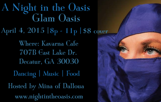 Glam Oasis